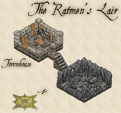 The Ratmen's Lair