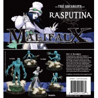 malifaux/arcanists - cult of december