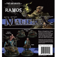 malifaux/arcanists - miners and steamfitters