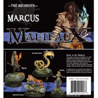 malifaux/arcanists - order of the chimera