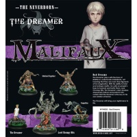 malifaux/neverborn - bad dreams