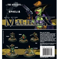 malifaux/outcasts - born on the bayou
