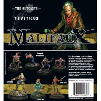 malifaux/outcasts - desolate and soulless