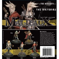 malifaux/outcasts - mercenaries