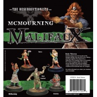 malifaux/resurrectionists - body thieves