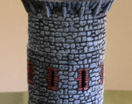 Fieldstone - 4inch Tower - 01